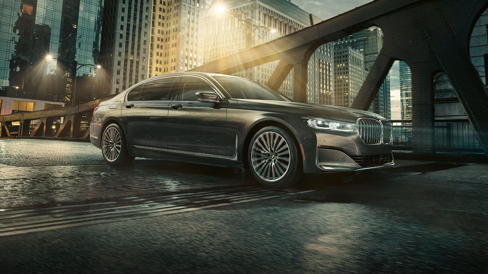 2021 BMW 7 Series in Bakersfield, California